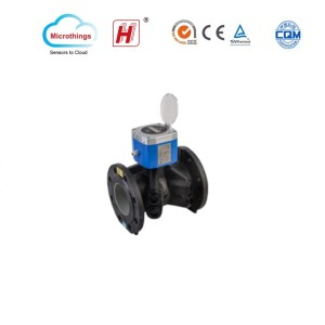 Industrial Ultrasonic Water Meter Rs 485