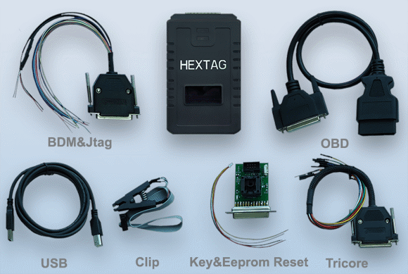HexTag Programmer