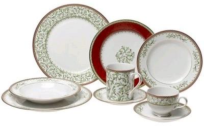 Mikasa Holiday Dinnerware Patterns