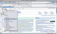 Adding a quick search in FireFox