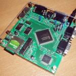 An Amiga 500 designed in an FPGA