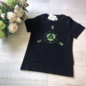 Camiseta marino Eva Castro
