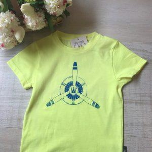 Camiseta amarilla Eva Castro