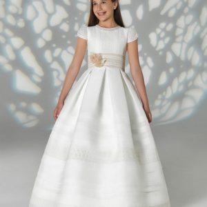 vestido comunión bello sol
