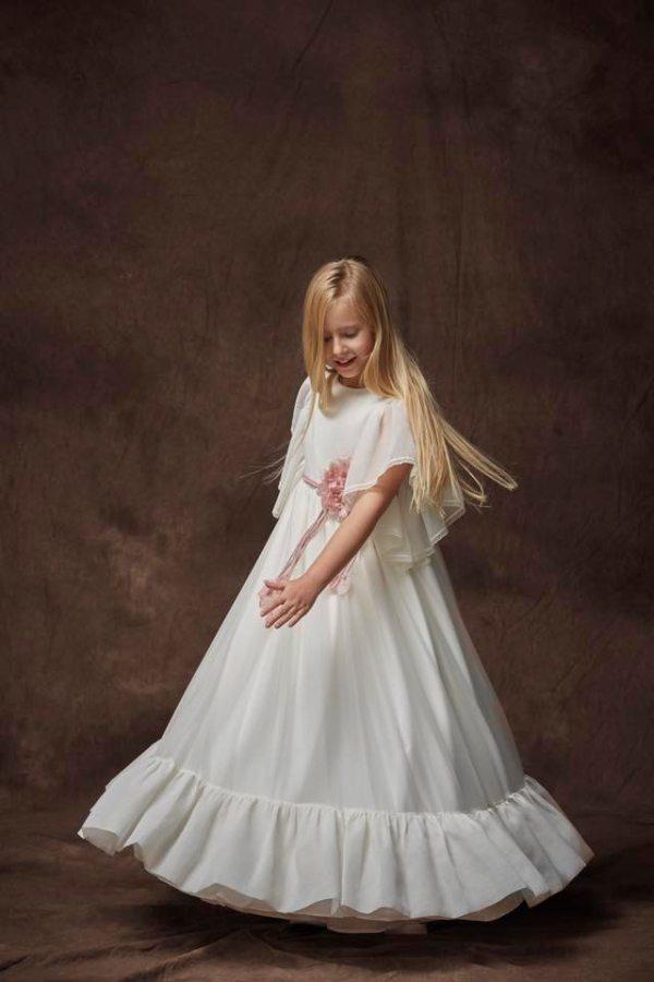 vestido comunión eva castro