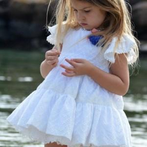vestido lencero sin mangas de noma fernande