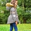 abrigo coquelin leopardo de coquelin