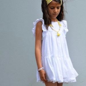 vestido blanco noma fernandez