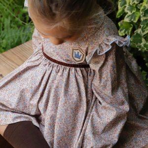 vestido Emily de la coleccion invierno de eva castro