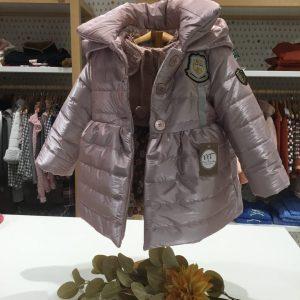 abrigo rosa noma fernandez