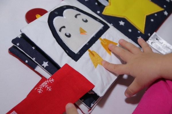 carte pinguin pentru bebe
