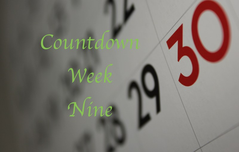 Mike's Countdown to 195: Week Nine
