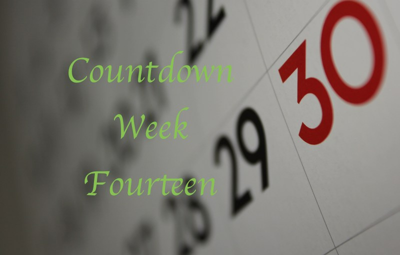 Mike's Countdown to 195:  Week Fourteen