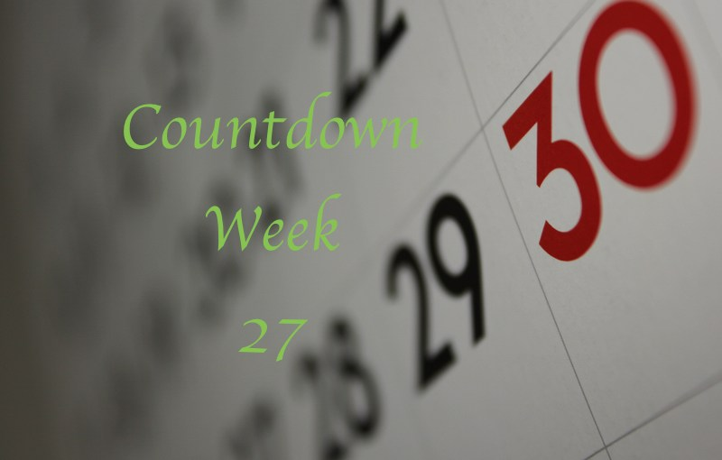 Countdown to 195 Week 27