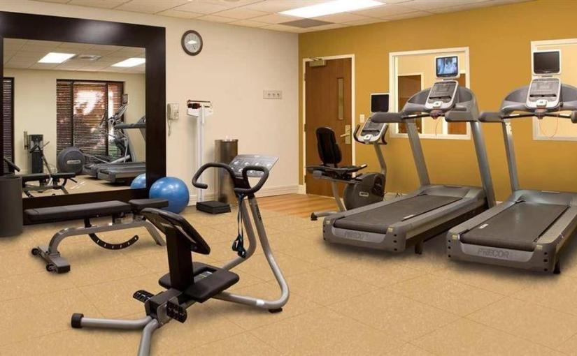 Doubletree Hotel Atlanta Airport Facilities Fitness Center