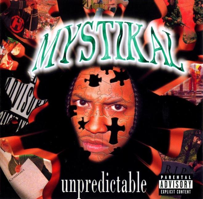 Mystikal's album Unpredictable