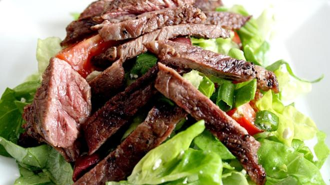 Steak thai Salad