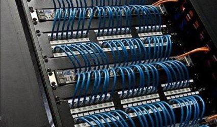 Network/Fiber Optic Cabling