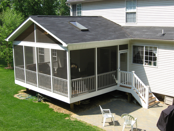 Screened Patio Ideas