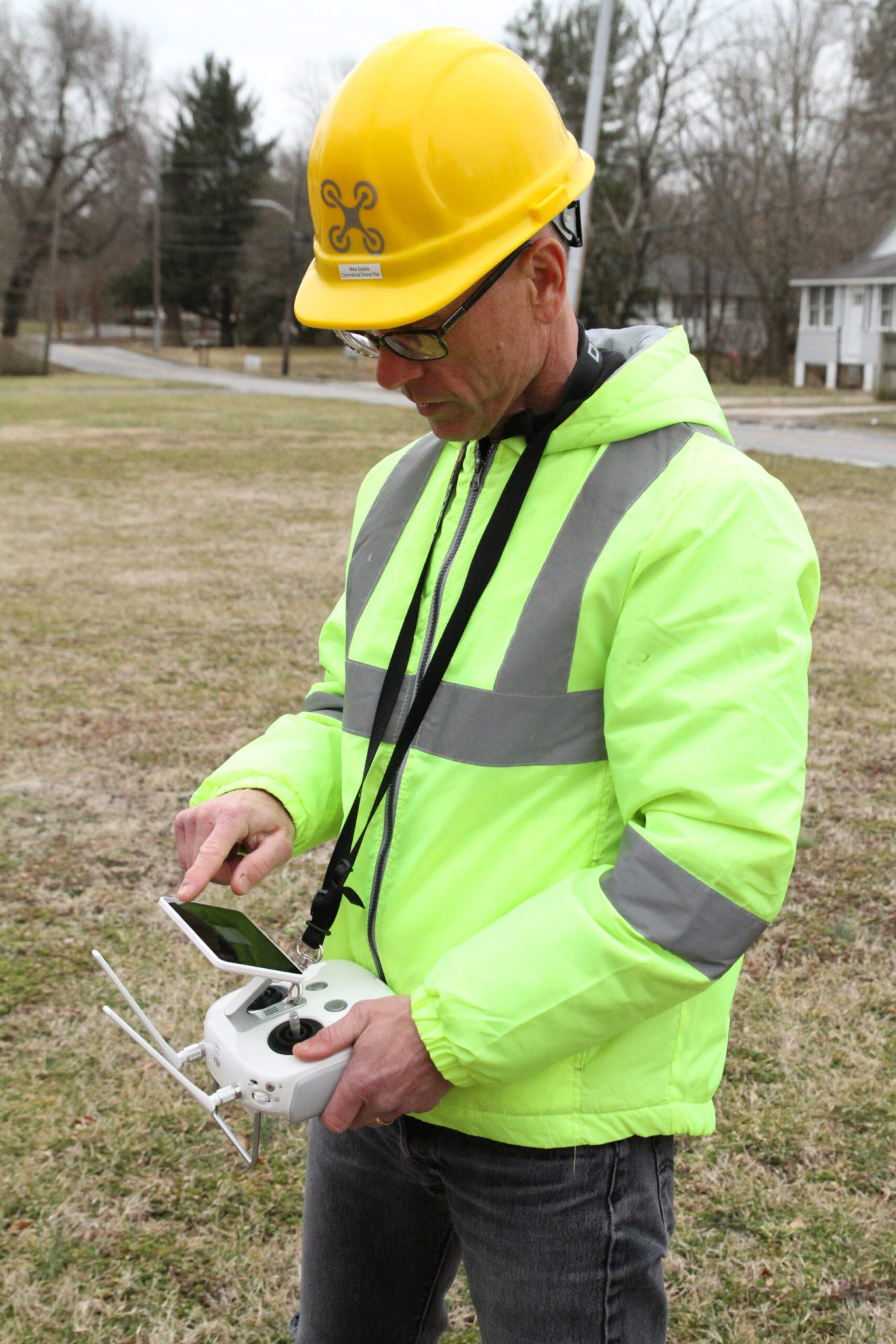 Drone Services - Construction Mapping GPS Survey