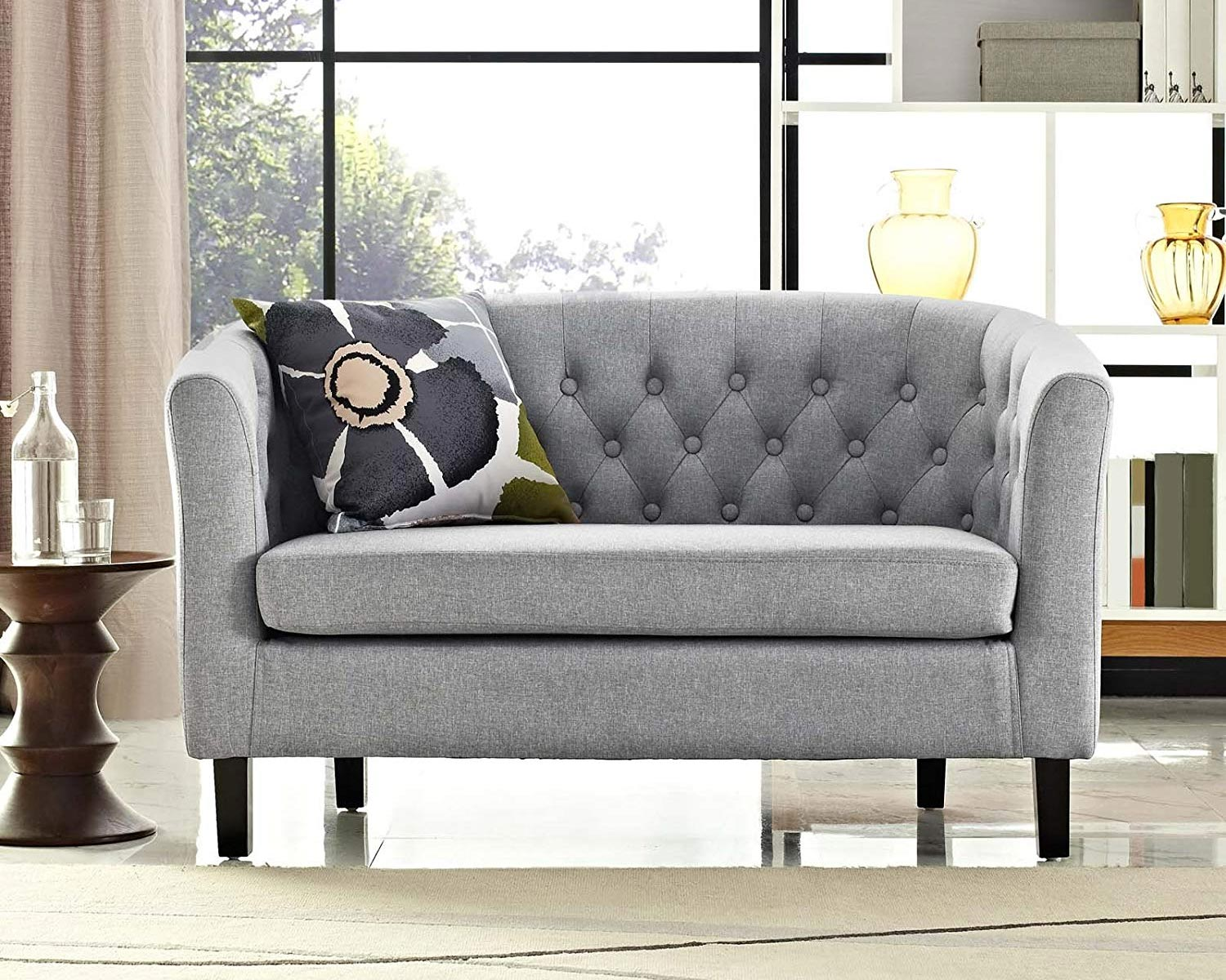 Modway Prospect Loveseat Sofa (Fabric)   Featured