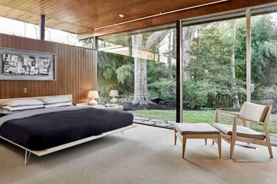 An Incredible Collaboration For This Richard Neutra House