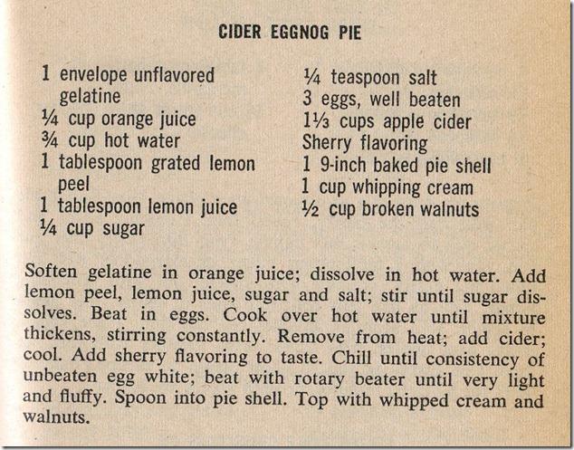 Cider Eggnog Pie001