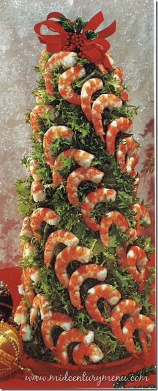 Shrimp Christmas Tree001