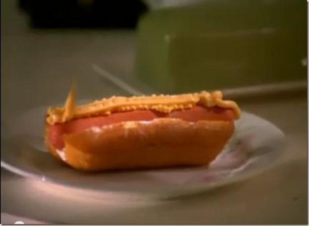Twinkie Wiener Sandwich
