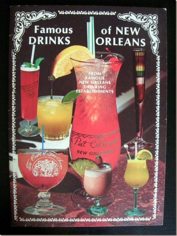 Famous Drinks of New Orleans