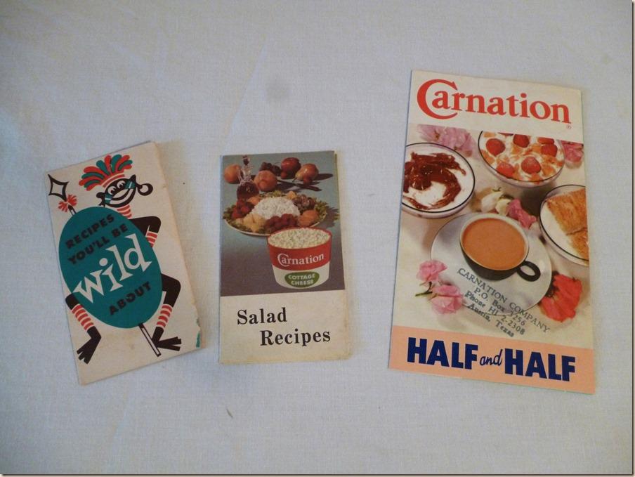 Carnation Booklets