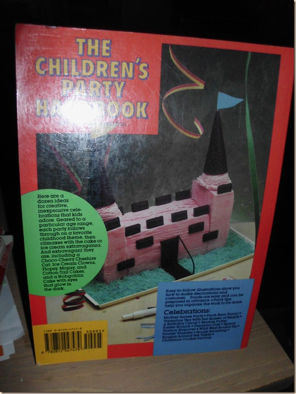 Children's Party Handbook II