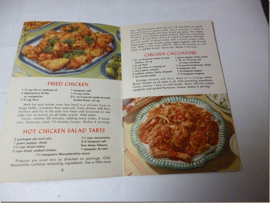 Favorite Chicken Dishes II