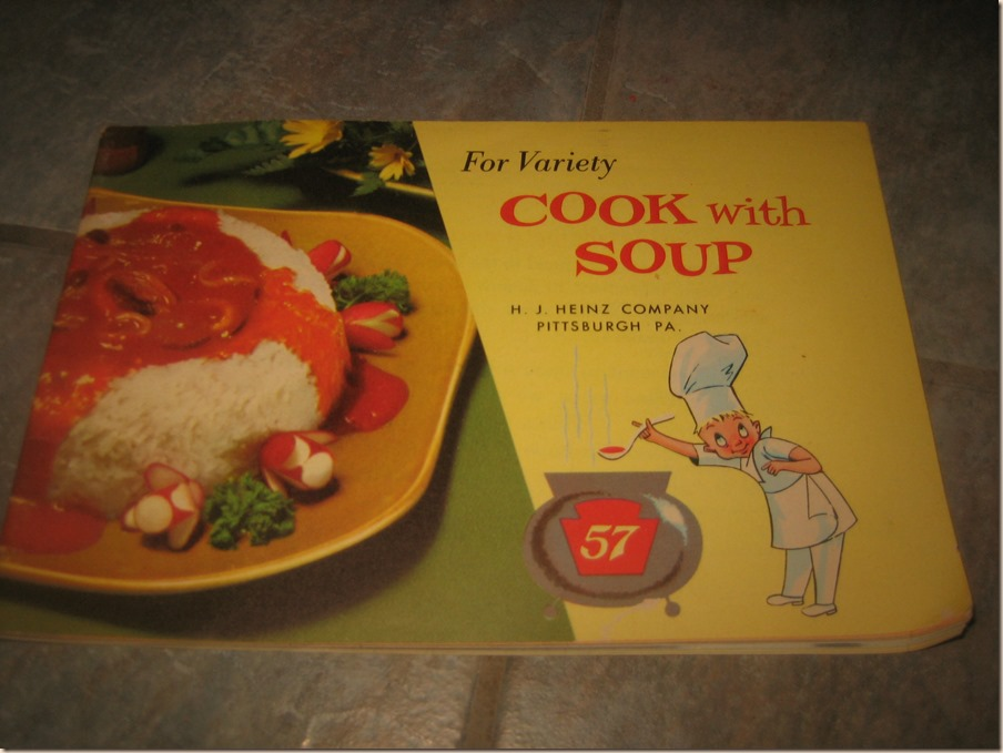 For Variety Cook With Soup