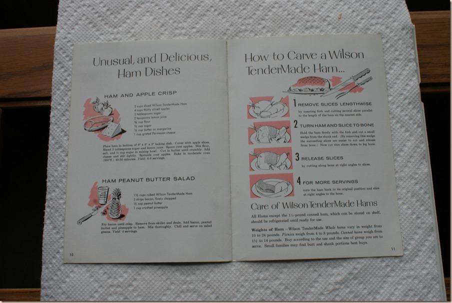 Jane Wilson's Ham Book II