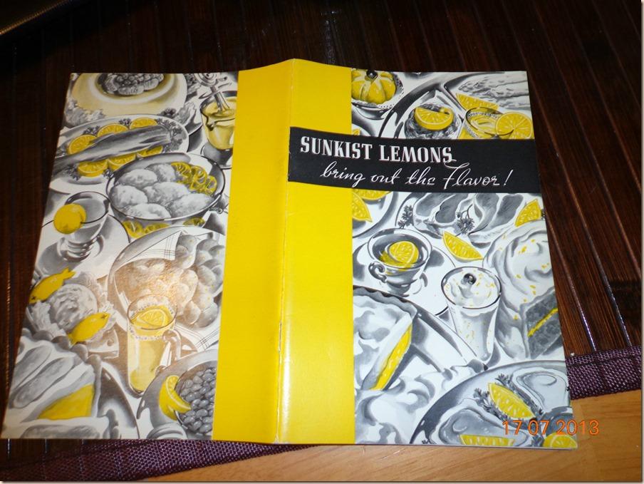 Sunkist Lemons III