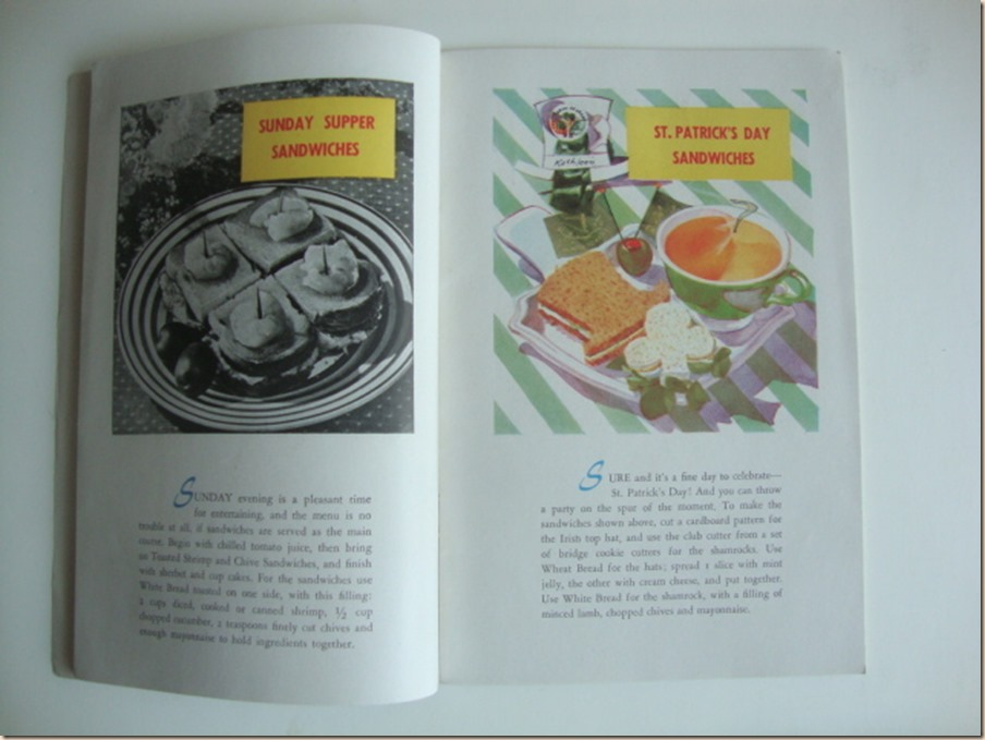 White's Sandwich Book II