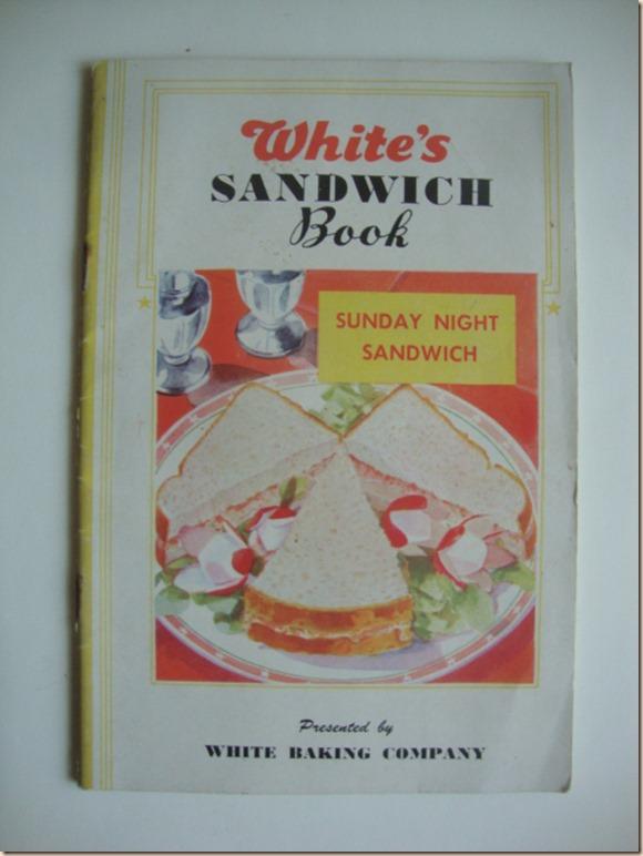 White's Sandwich Book
