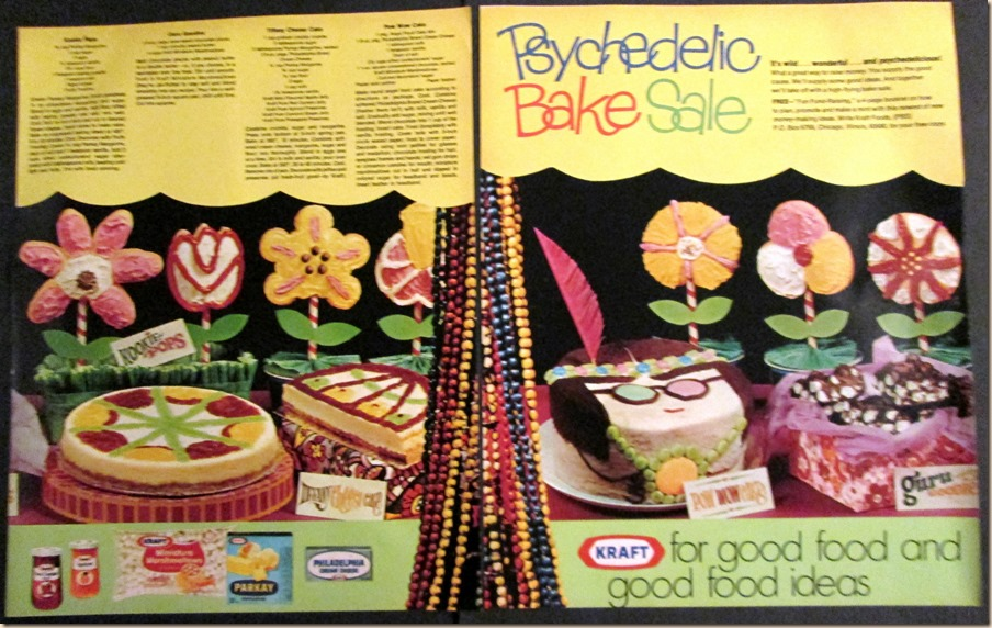 Psychedelic Bake Sale
