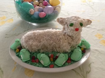 Lisa's Lamb