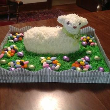 Marla's Lamb
