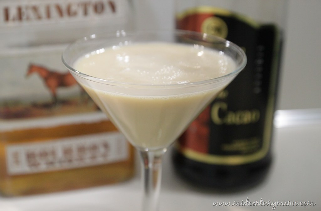 Cacao Eggnog, 1965 – Vintage Holiday Cocktail Friday