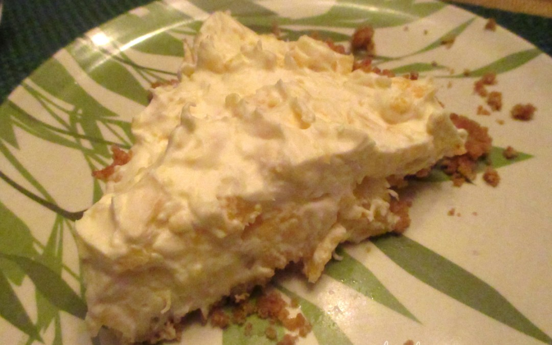 Quick Pineapple Cheese Pie – Mid-Century Recipe Guest Test Sunday