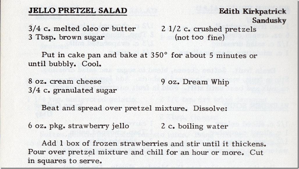 Jell-O Pretzel Salad001