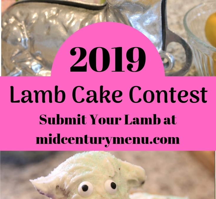 Get Ready For Easter Lamb Cakes: Tips, Recipes, The 8th Annual Reader's Lamb Cake Gallery and Giveaway!
