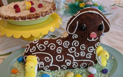 Enter Your Easter Concoction or Lamb Cake Now – Deadline is May 1st at Midnight!