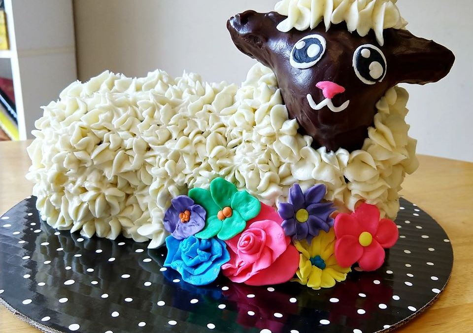 Reader's Lamb Cake Gallery And VOTE On Reader's Choice Winners!
