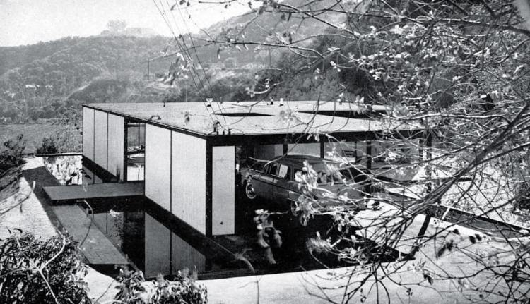 Pierre Koenig, The Bailey House