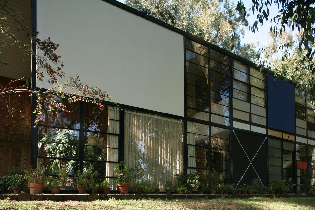 eames case study house 8 mid century modern groovy. Black Bedroom Furniture Sets. Home Design Ideas
