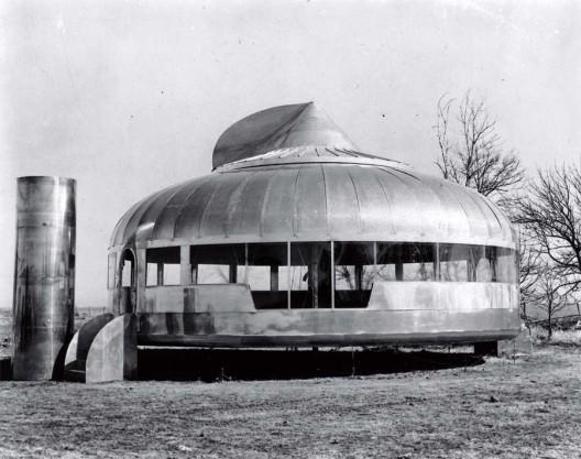 Dymaxion House by Buckminster Fuller 1933